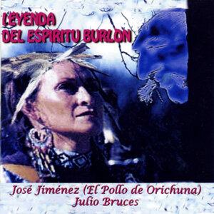 José Jiménez, Julio Bruces 歌手頭像