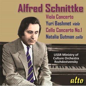 Yuri Bashmet, Natalia Gutman, USSR Ministry of Culture Symphony Orchestra & Gennady Rozhdestvensky 歌手頭像