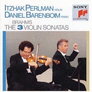 Itzhak Perlman, Daniel Barenboiim 歌手頭像