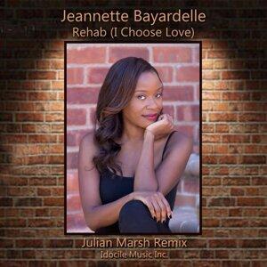 Jeannette Bayardelle 歌手頭像