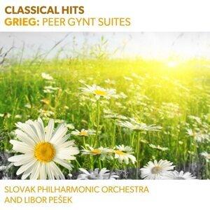 Slovak Philharmonic Orchestra and Libor Pešek 歌手頭像