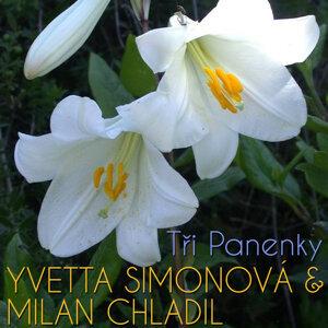 Yvetta Simonová, Milan Chladil 歌手頭像