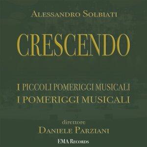 Daniele Parziani, Piccoli Pomeriggi e Pomeriggi Musicali 歌手頭像