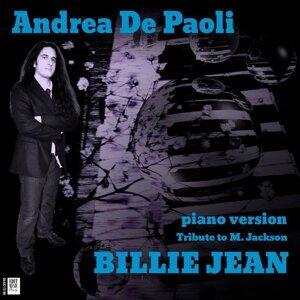 Andrea De Paoli 歌手頭像