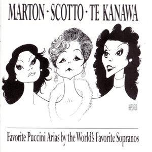 Kiri Te Kanawa, Eva Marton, Renata Scotto 歌手頭像