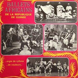 Le groupe des Ballets Africains 歌手頭像