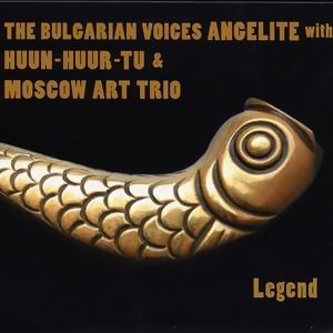 The Bulgarian Voices Angelite with Huun-Huur-Tu Moscow Art Trio 歌手頭像