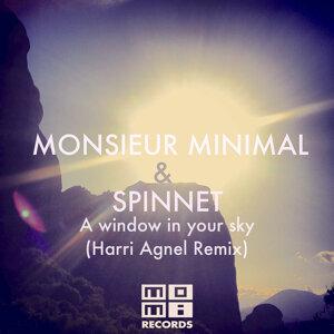 Monsieur Minimal, SPINNET 歌手頭像