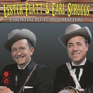 Lester & Scruggs, Earl Flatt 歌手頭像