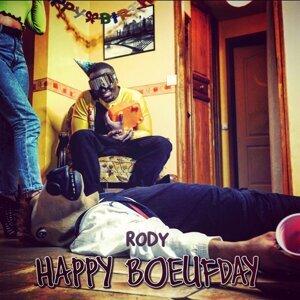 Rody 歌手頭像