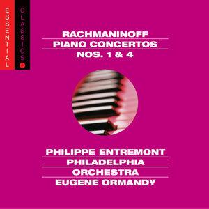 Philippe Entremont, The Philadelphia Orchestra, Eugene Ormandy 歌手頭像