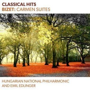 Hungarian National Philharmonic and Emil Edlinger 歌手頭像