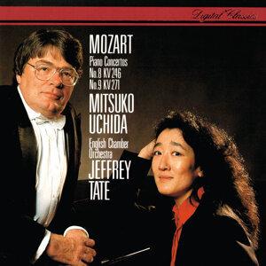 Mitsuko Uchida, English Chamber Orchestra, Jeffrey Tate 歌手頭像