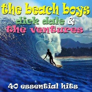 The Beach Boys, Dick Dale & The Ventures 歌手頭像