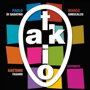 Paolo di Sabatino Ark Trio 歌手頭像