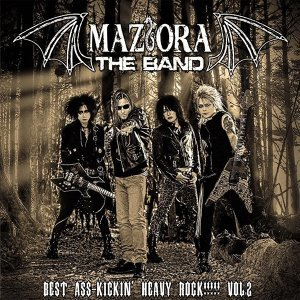 MAZIORA THE BAND 歌手頭像