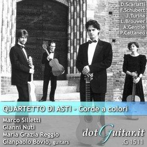 Quartetto di Asti 歌手頭像