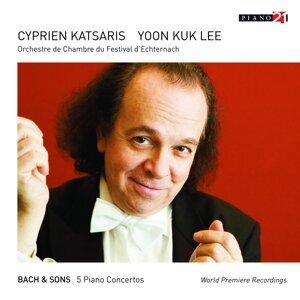Cyprien Katsaris, Yoon Kuk Lee, Orchestre de Chambre du Festival d'Echternach 歌手頭像