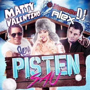 Jägermeister DJ Alex, Matty Valentino 歌手頭像