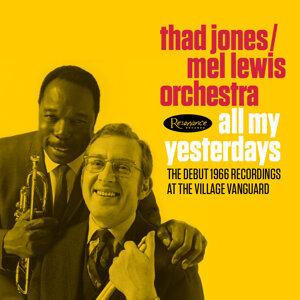 Thad Jones, Mel Lewis Orchestra, Mel Lewis Orchestra, Thad Jones 歌手頭像