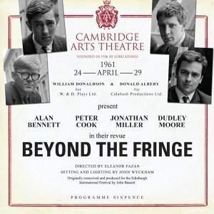 Alan Bennett, Peter Cook, Jonathan Miller And Dudley Moore 歌手頭像