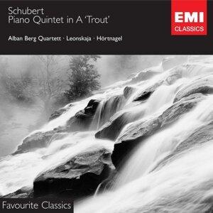 Alban Berg Quartett/Elisabeth Leonskaja/Georg Hörtnagel 歌手頭像