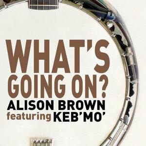 Alison Brown 歌手頭像