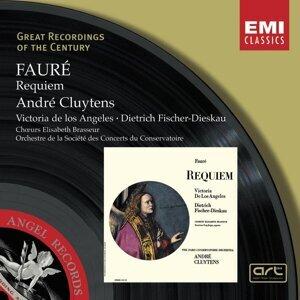 André Cluytens/Victoria de los Angeles/Dietrich Fischer-Dieskau 歌手頭像