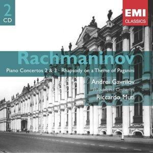 Andrei Gavrilov/Riccardo Muti 歌手頭像
