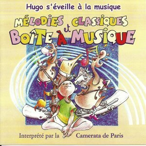 Le Monde d'Hugo, Orchestre la Camerata de Paris 歌手頭像
