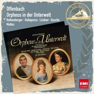 Anneliese Rothenberger/Adolf Dallapozza/Gisela Litz/Ferry Gruber /Theo Lingen/Chor der Kölner Oper/Philharmonia Hungarica/Willy Mattes 歌手頭像