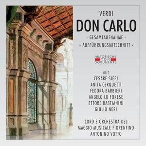 Coro Del Maggio Musicale Fiorentino, Orchestra Del Maggio Musicale Fiorentino, Antonino Votto 歌手頭像
