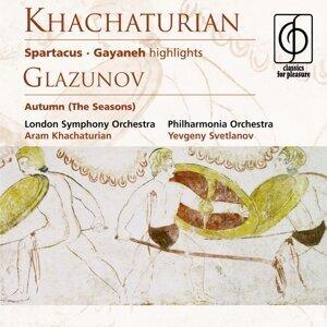 Aram Il'yich Khachaturian/London Symphony Orchestra