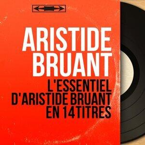 Aristide Bruant 歌手頭像