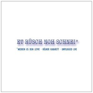 Medden us dem Levve - das Kölner Kabarett-Ensemble 歌手頭像