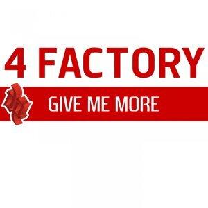 4 Factory 歌手頭像