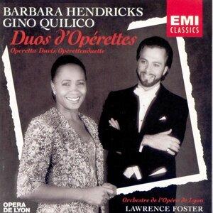 Barbara Hendricks/Gino Quilico/Orchestre de l'Opéra National de Lyon/Lawrence Foster 歌手頭像