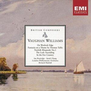 Bernard Haitink/London Philharmonic Orchestra 歌手頭像