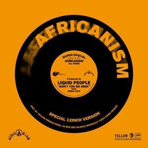 Africanism, Liquid People 歌手頭像