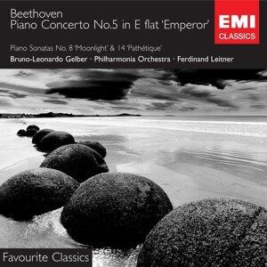 Bruno-Leonardo Gelber/New Philharmonia Orchestra/Ferdinand Leitner 歌手頭像