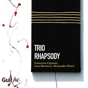 Francesco Cipriani, Luca Marrucci, Alessandro Minci 歌手頭像