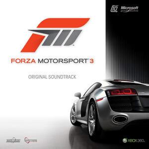 Forza Motorsport 3 (極限競速 3) 歌手頭像