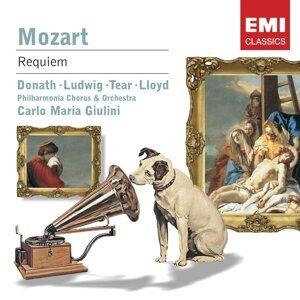 Carlo Maria Giulini/Helen Donath/Christa Ludwig/Robert Tear/Robert Lloyd/Philharmonia Chorus/Philharmonia Orchestra 歌手頭像