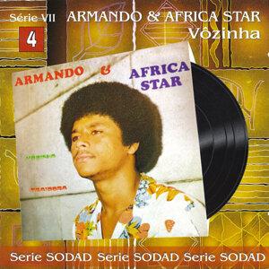 Armando, Africa Star 歌手頭像