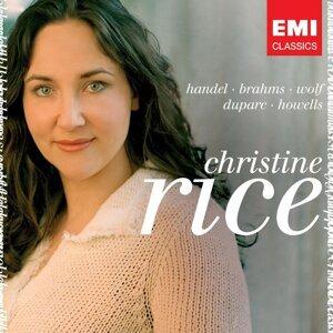 Christine Rice 歌手頭像