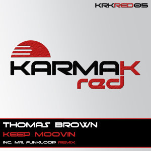 Thomas Brown 歌手頭像