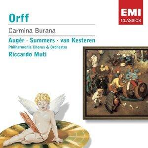 Arleen Augér/John van Kesteren/Jonathan Summers/Riccardo Muti 歌手頭像