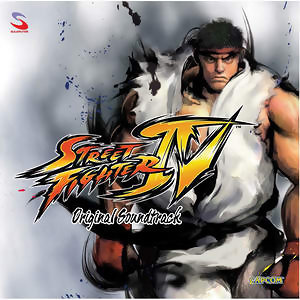 Street Fighter 4 (快打旋風4) 歌手頭像