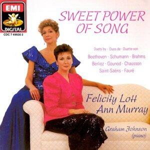 Dame Felicity Lott/Ann Murray/Graham Johnson
