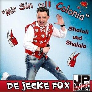 De Jecke Fox, JP Music Project 歌手頭像